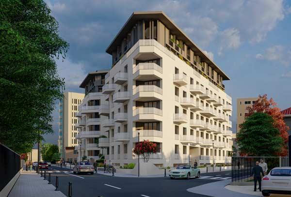 Apartamente Herastrau Parkview