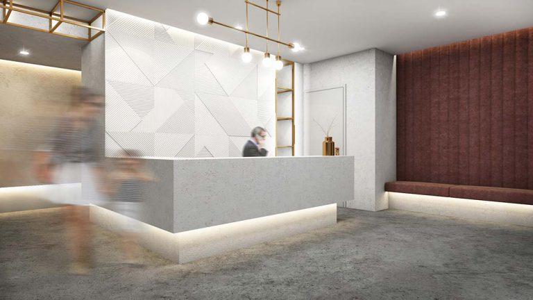 Lobby Apartamente Herastrau Parkview