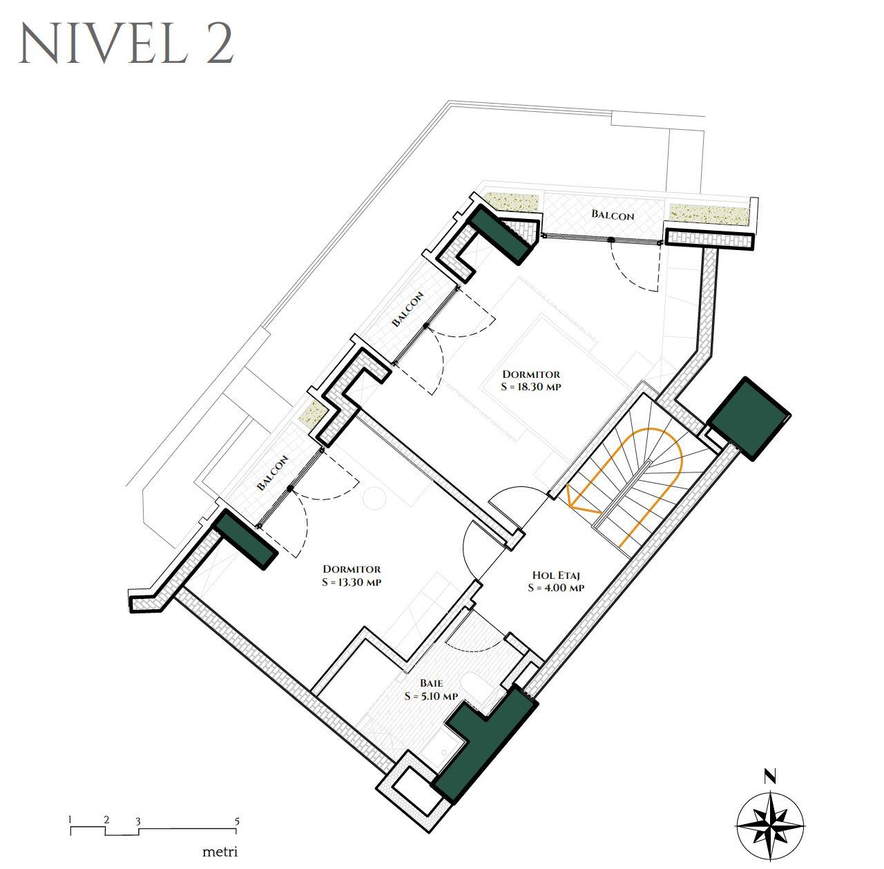 Duplex 3d4 Nivel 2