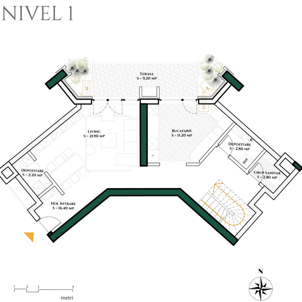 apartamet tip duplex 3d3 nivel 1 (1)