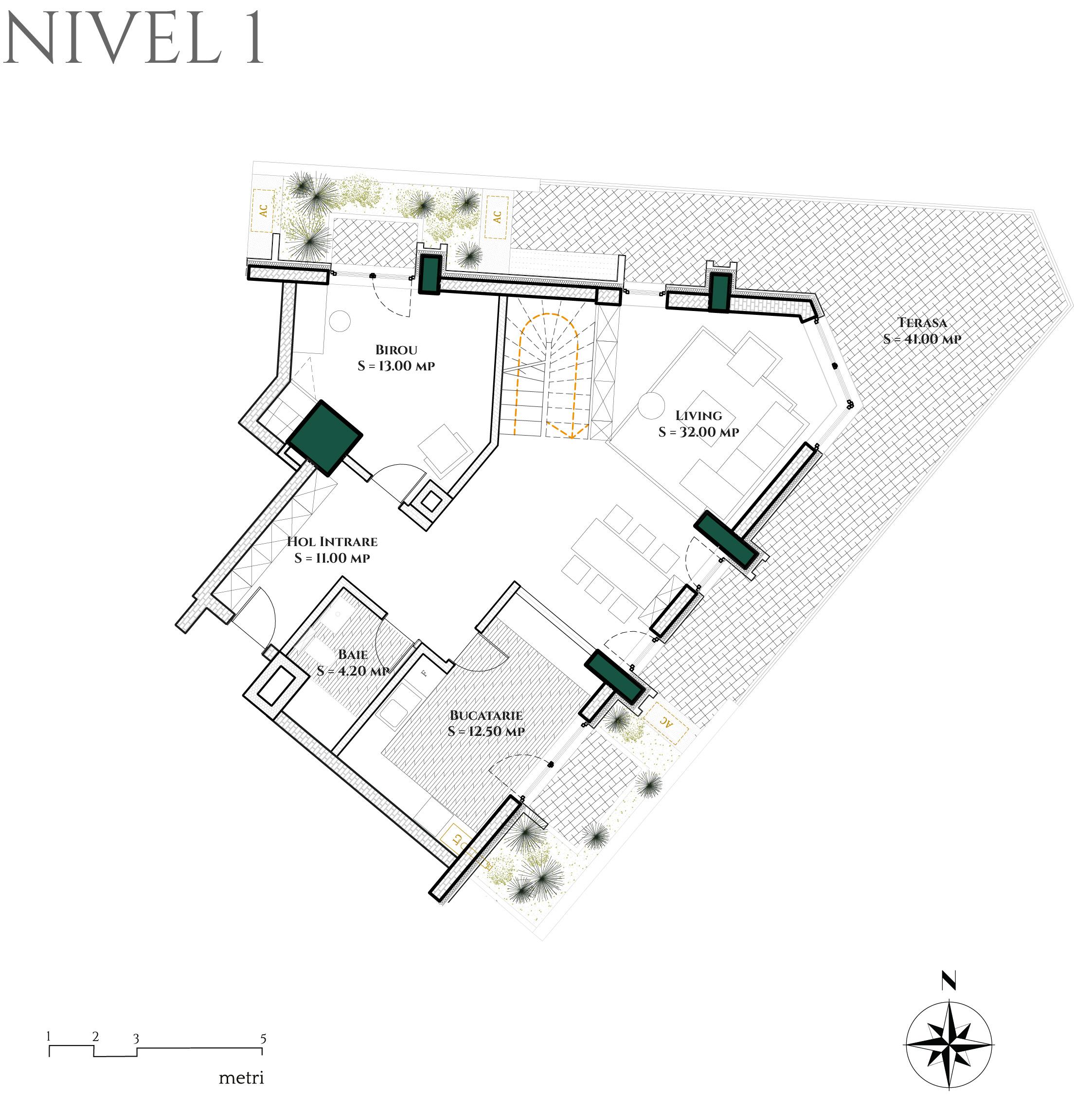 Duplex 5D5 nivel 1
